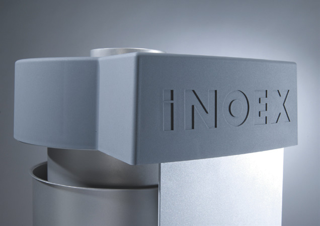 Gravimetric blender - strength of iNOEX