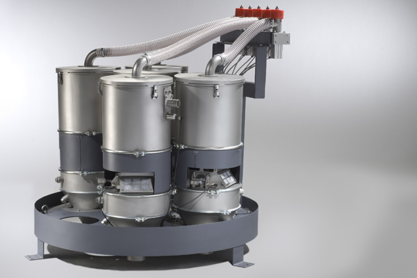 SAVEOMAT SATELLITE - vacuum conveyor
